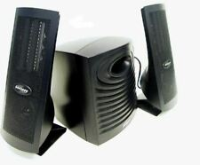 New Monsoon MH-500 system with Puck Flat Speakers Subwoofer Power Cord 51 Watts