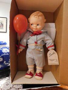 Scootles Doll Boy With Balloon Cameo Jesco