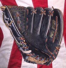 Vtg 90s Game Used Detroit Tigers SSK PRO 2500 Baseball Glove Mitt US Steerhide