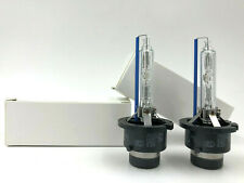 2x New HID Xenon Philips 6000K D2S OEM Headlight Bulb for 04-07 BMW E63 E64