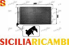 Condensatore Aria Condizionata Fiat PANDA 1.1 - 1.2 - 1.3  Frigair 0804.2059