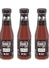 3 X Taco Bell Diablo Sauce 7.5 oz Three Bottles! Fresh Bottles~! Fast Shipping!
