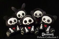 """Skelanimals Deluxe 10"""" Plush - New Old stock with tags. Still in bag - 5 Choices"""