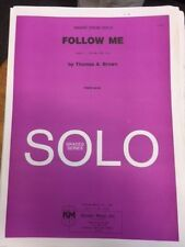 Follow Me Snare Snare Drum Solo Music