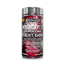 Muscletech Hydroxycut Hardcore NEXT GEN 100 cps termogenico aumenta il metabolis