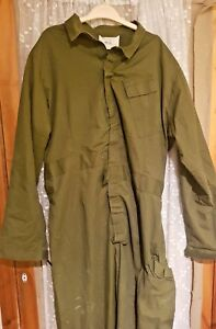 Overalls British Army/RAF/Navy Mechanic Coverall Military [S - XXL ~ Used]