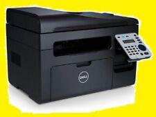 Dell B1165nfw Printer w/ NEW Toner / Drum! REFURBISHED !!!
