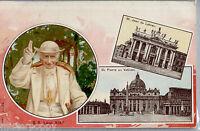 Roma Vaticano  PAPA LEONE XIII  Vatican Pope Saint-Père PC Circa 1900 Francia