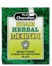 Khadi Ayurveda Mehndi in Natural Black Color 100gm with Free Shipping Worldwide