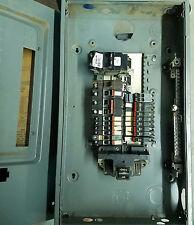 120/240 volt breaker box