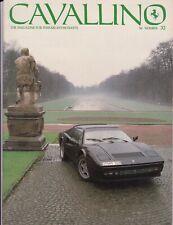 Cavallino Ferrari Magazine Number 32