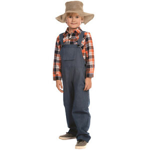 Dress Up America Farmer Costume