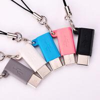 USB 3.1 Typ-C Adapter NEU TypC Konverter Stecker auf Micro USB Buchse s U9W8