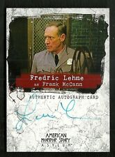 Breygent American Horror Story Asylum Autograph Fredric Lehne as Frank McCann