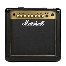 Marshall MG15FX Gold - Combo 15W con Effetti