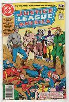 Justice League of America #159 (Oct 1978 DC) JSA, Jonah Hex, Enemy Ace, Crisis z