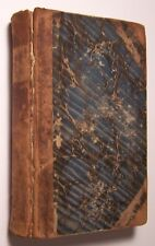 A NEW GEOGRAPHICAL AND HISTORICAL GRAMMAR ~ Thomas Salmon 1762 half leather - 8
