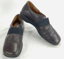 Josef Siebel Womens Leather Comfort Slip On Casual Loafer Shoes Sz EU 38 US 7.5