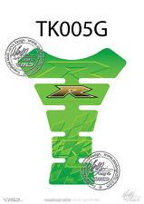 KAWASAKI ZX10R ZX6R vert 3D Gel Protection de réservoir