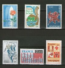 SERIE TIMBRES 1847-1852 NEUF XX LUXE - SERIE DES REGIONS DE FRANCE