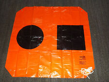 SKYBLAZER COMPLIES WITH US COAST GUARD REQUIREMENT BOATING DISTRESS FLAG 3' X 3'
