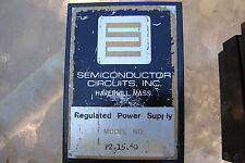 Semiconductor Circuits power source P2.15.60
