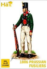 HaT 8084 -  Napoleonic Wars 1806 Prussian Fusiliers  1:72 Figures-Wargaming Kit