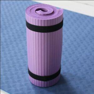 Non-Slip Sports Mat For Yoga Fitness Gymnastics Pilates Carpet 15mm Thickness
