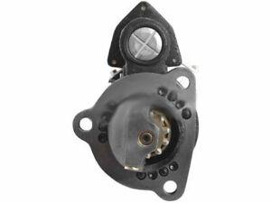 For 2000 Spartan Motors Highlander Starter 25572CF 10.8L 6 Cyl M11