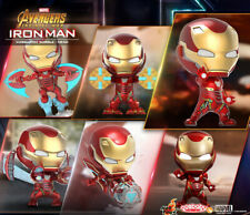 Hottoys Avengers 3 Iron Man CosBaby Bobble-Head Collectibles Figure New In Stock