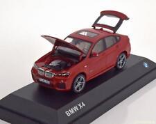 Original BMW X4 (f26) Maquette de Voiture Miniature 1 43 Melbourne Rouge
