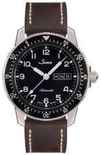 Sinn 104.ST.SA.A SW 220-1 Automatic Pilot Watch Sapphire Crystal Cow Leather