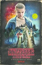 Stranger Things Season 1 Collector's Edition Blu-Ray + DVD 4 disc