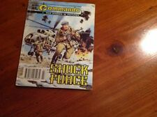 Commando Paperback Comic Books