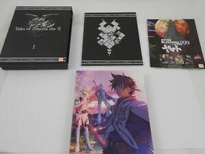Tales of Zestiria the X - I Blu-Ray Limited Edition in Schuber Rar Komplett
