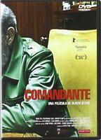 Comandante, Fidel Castro - DVD usato import, no audio ita