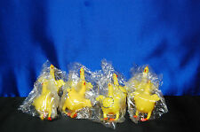8 Chicken Key Chains 8 Chicken Stress Relievers Lays A Egg New Free Shipping