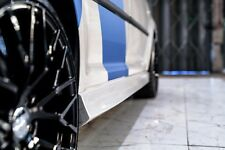 VW Caddy Side Skirt Tuning for the Mk3 Volkswagen Caddy