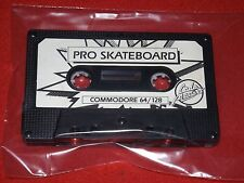PRO SKATEBOARD -VINTAGE COMMODORE 64/128 GAME-CODEMASTERS-LOOSE TAPE-WORKING