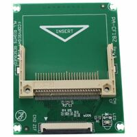 "PC Laptop Kompakt Flash CF zu 1.8 ""ZIF CE Adapter Konverter H6V2"