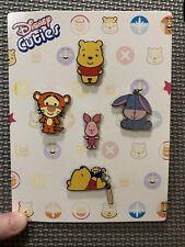 Winnie The Pooh Disney Cuties Pin Set Disney Store Le1000