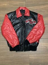 Rare 2004 Faux Leather Betty Boop Jacket