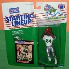 NM 1989 KEITH JACKSON Philadelphia Eagles Rookie Starting Lineup NM