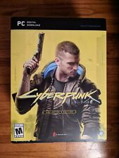 Cyberpunk 2077 Collector's Edition Windows PC 2020 with Steelbook