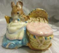 "Beatrix Potter's Beswick England Collectible Figurine Hunca Munca 3"""