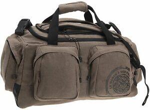 leRoutard by Bagtrotter Backpacker Travel Bag & Rucksack – Camouflage