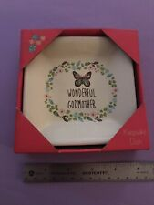 Wonderful Godmother Keepsake Dish by Amylee Weeks