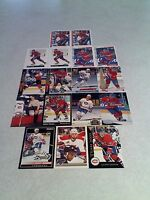 Gilbert Dionne:  Lot of 70 cards.....26 DIFFERENT / Hockey
