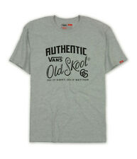 Vans Mens First And Better Old Skool Graphic T-Shirt 007 S