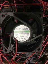 Sunon KDE1206PTV3 Fan 12VDC Lot of 10